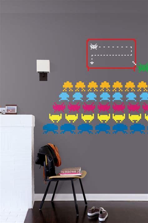 Mario Bedroom Geeky Wall Decals