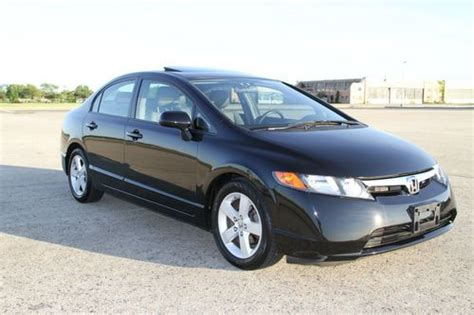 2008 honda civic exl purchase used 2008 honda civic exl fully loaded in