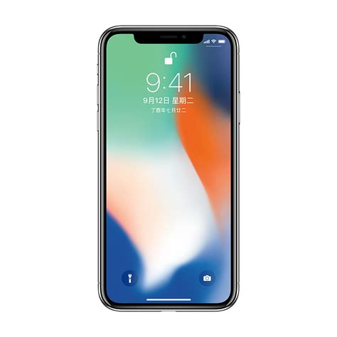 iphone x iphone x 64gb 3gb silver mcsteve