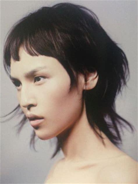 modern mullet hairstyles for women best 25 japanese haircut ideas on pinterest japanese