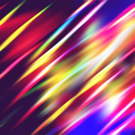 rainbow chrome freeios7 vj80 chrome lights rainbow pattern parallax