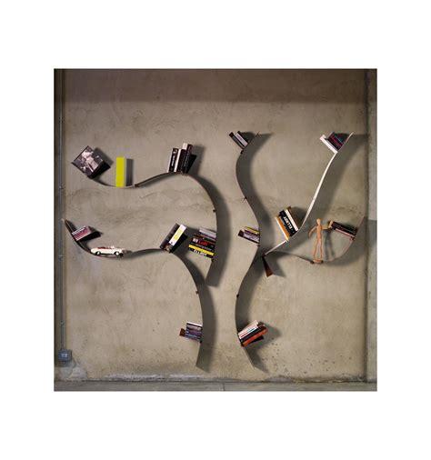 libreria da parete libreria da parete modulare ad albero design moderno