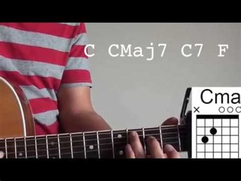 kiss me tutorial sixpence chord guitar kiss me tutorial sixpence none the richer