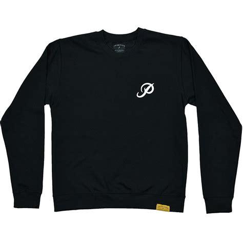 Hoodie Primitive Apparel Hitam primitive apparel victory pullover hoodie black