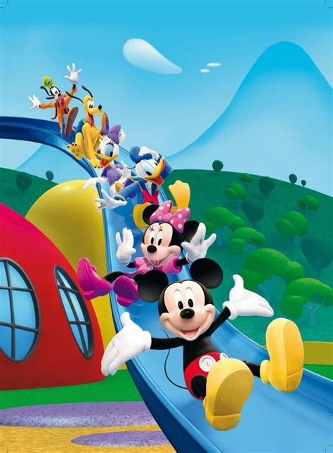 Mickey Mouse Clubhouse by How To Make Mickey Mouse Clubhouse Digital Invitation Step