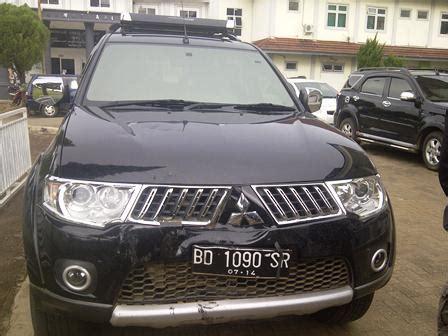 Lu Mobil Pajero Mobnas Ahmad Zarkasih Tabrakan Bengkuluekspress