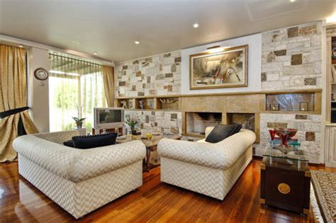 Luxurious Home Decor luxurious countryside house interior design in greece