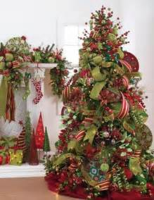 how to decorate with ribbon a tree how to decorate tree with mesh letter of
