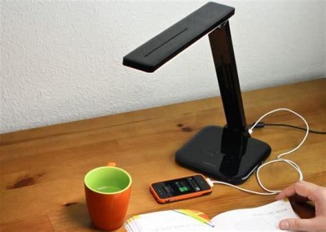 desk with usb port homeofficedecoration desk ls with usb port