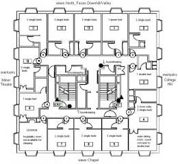 bed and breakfast floor plans bristol center guestrooms hamilton college