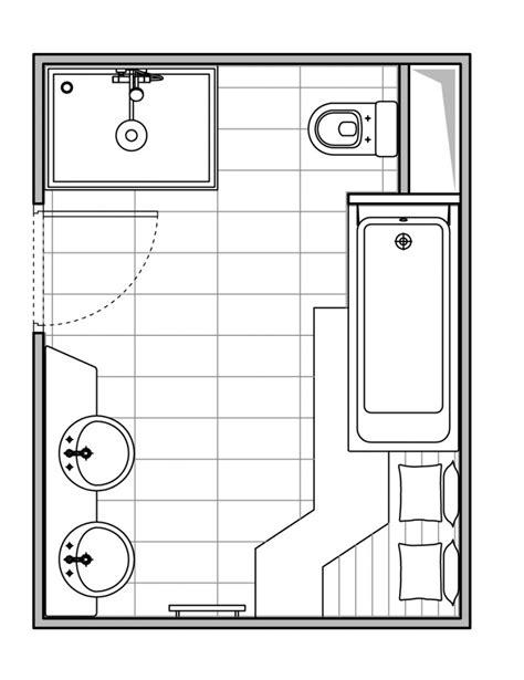 Plans Salle De Bains by Exemple De Plans De Grandes Salles De Bain Avec Image 3d