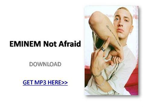 eminem i m not afraid mp3 eminem not afraid download authorstream