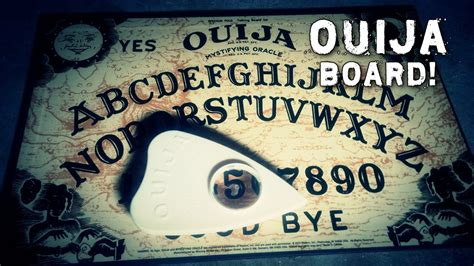 How To Make A Ouija Board Out Of Paper - ouija board you shouldn t de 97