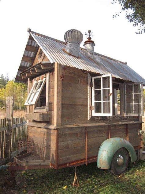 Mobile Shed by Mobile Garden Shed Outdoor