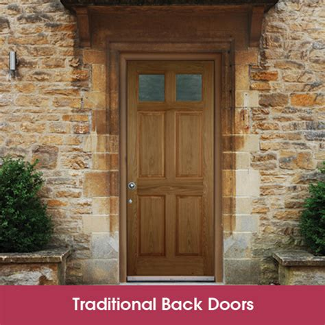 Back Doors For Homes by Back Doors Exterior Timber Doors Interior Timber Doors