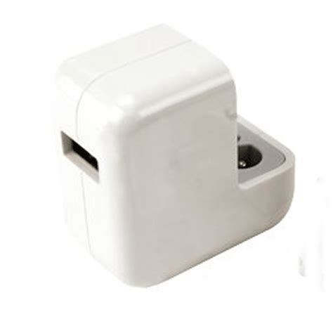 original apple 10w usb power adapter a1357 white