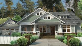 Craftsman Style Bungalow House Plans Craftsman Home Plans Craftsman Style Home Designs From