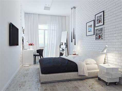 small white bedroom interior design ideas