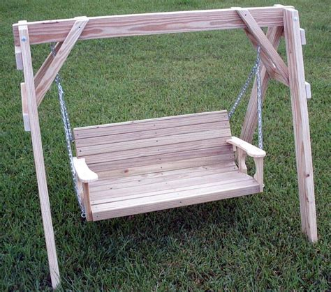 frame for porch swing best 25 porch swing frame ideas on pinterest yard swing