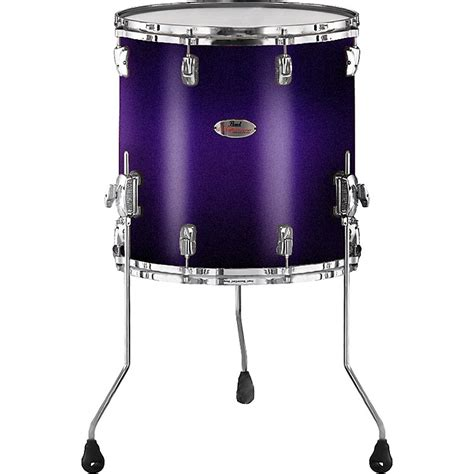 pearl reference floor tom drum musician s friend
