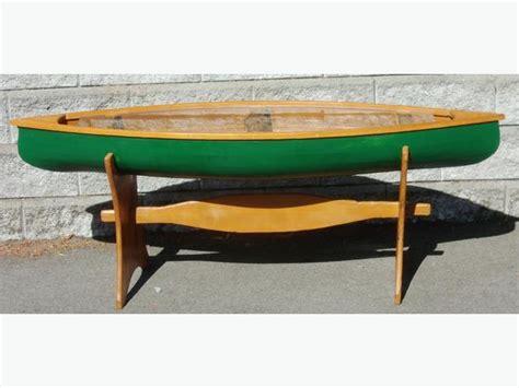 cedar canoe coffee table outside nanaimo parksville