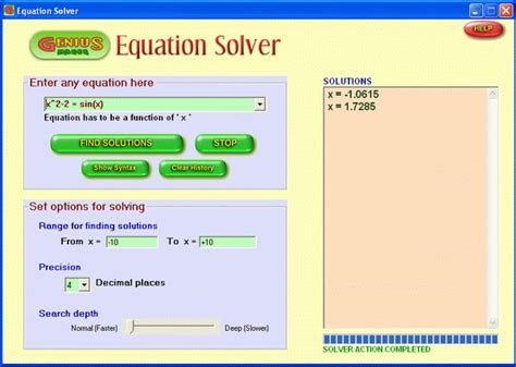 calculator equation free maths solver popflyboys