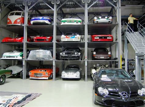 10 Car Garage Plans by Most Expensive Car Garages In The World Top Ten