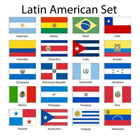 hispanic colors best 25 american flags ideas on