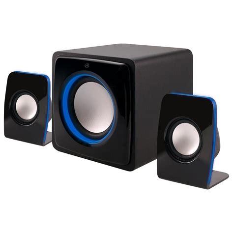 eluma lights speaker system gpx am fm cd home music system hc225b the home depot