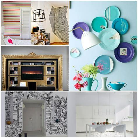 Designer Wall by Wandgestaltung F 252 Rs Wohnzimmer 36 Kreative Und
