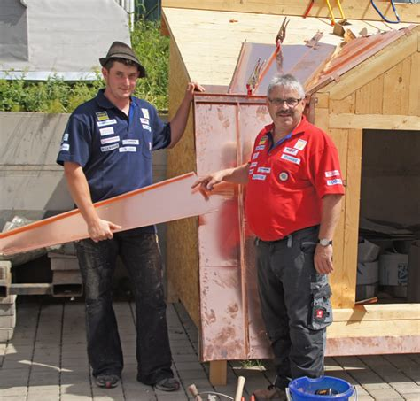 Spengler Plumbing by Euroskills 2014 Teilnehmer Stehen Ikz De