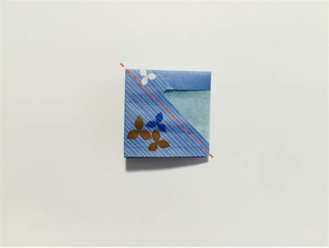 origami chopstick holder chopstick holder origami boat in 13 easy steps