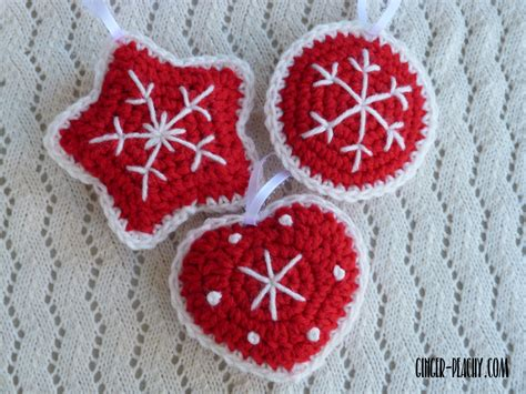 traditional swedish christmas ornaments traditional scandinavian ornaments free crochet pattern peachy