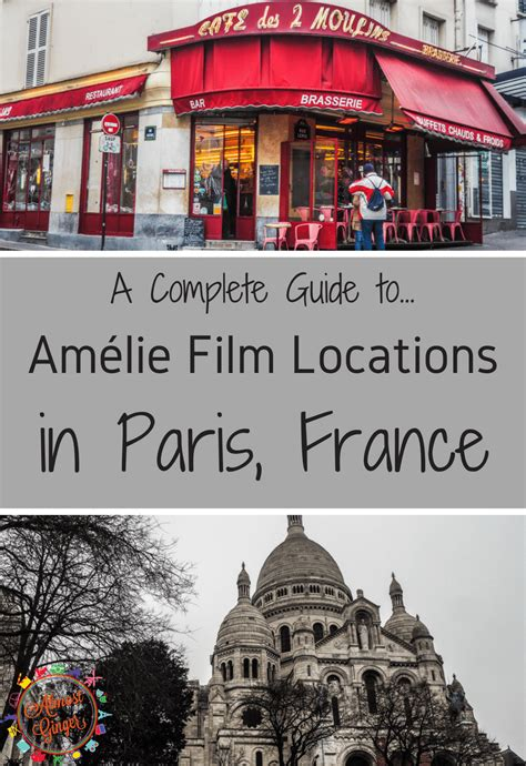 one day film locations paris am 233 lie film locations in paris france almost ginger