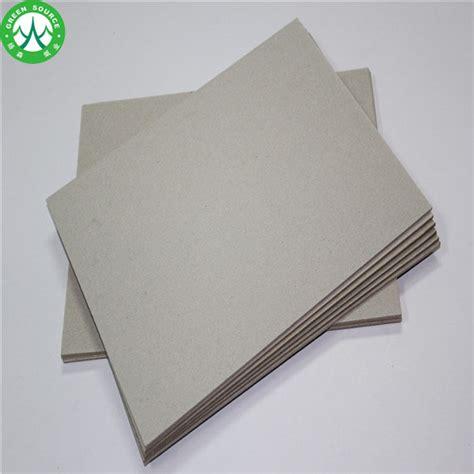 Paper Folding Board - 1mm 2mm 3mm thickness filding grey paper board folding box