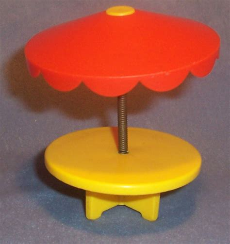 fisher price bench table this old toy s fisher price original little people