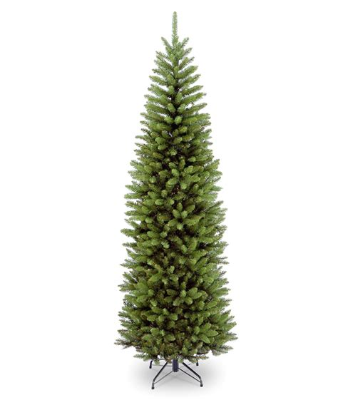 6ft kingswood fir pencil artificial christmas tree hayes