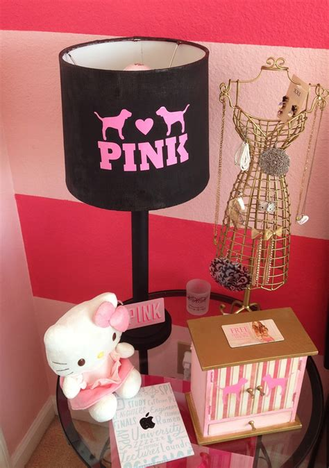 Pink Themed Bedroom - craft room secrets victoria s secret pink inspired bedroom
