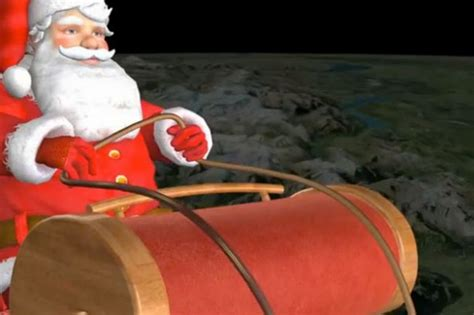 tracking santa on norad two places to track santa norad or tapscape