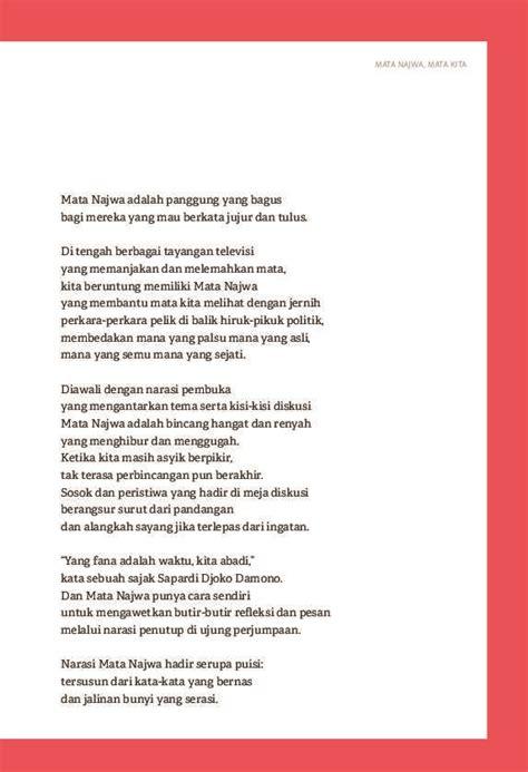 Catatan Najwa Non Ttd Oleh Najwa Shihab catatan najwa book by najwa shihab gramedia digital