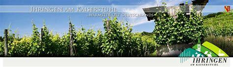 Bewerbung Ferienjob Bauhof Ihringen Am Kaiserstuhl Home