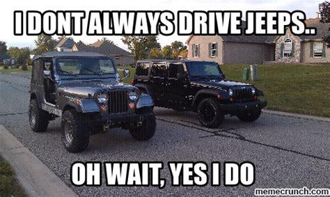 automatic jeep meme jeep memes page 3 jeep wrangler forum