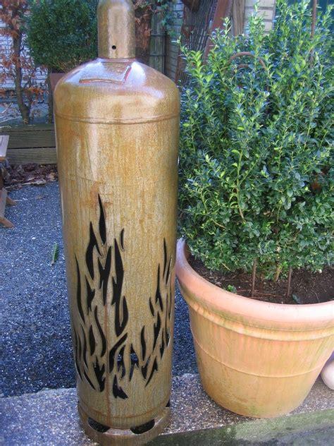 feuerstellen aus gasflaschen outdoor feuerstellen aus gasflaschen