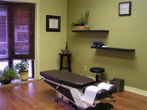 picture quot treatment room 1 quot for family chiropractic health wellness centre