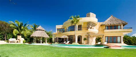 fotos de casas bonitas de co casa islas bonitas punta de mita casas caribe