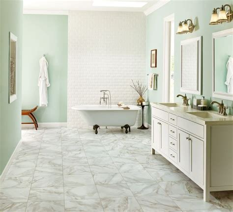 flooring ideas for bathrooms bathroom designs bathroom design ideas from armstrong