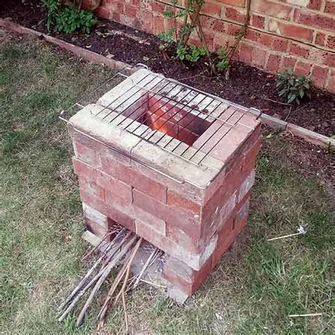 backyard rocket stove diy rocket stove designs diy mother earth news