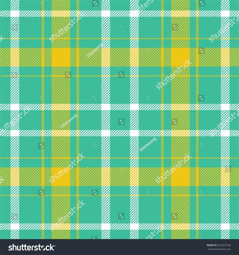 pattern colorful kilt tartan pattern scottish traditional fabric seamless stock