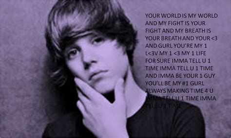 Justin Bieber One Time Lyrics Download | free download justin bieber baby lyrics videos
