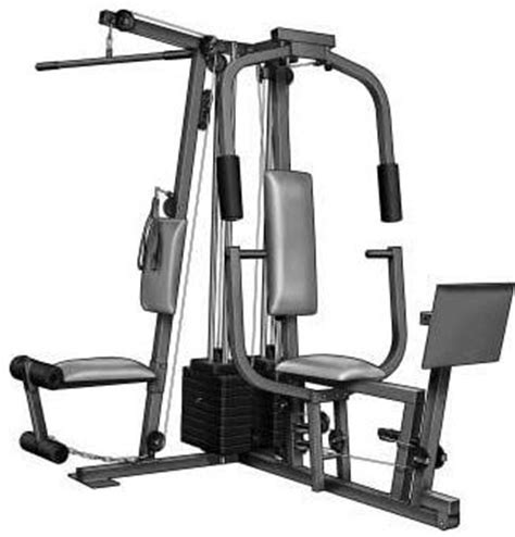 image weider 8630 home manual